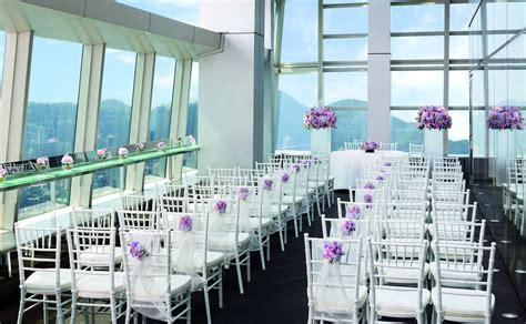 Wedding Hk by Wedding Reception In Hong Kong The Ritz Carlton Hong Kong