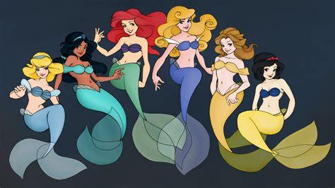 All Disney Princess New Calendar Template Site Pictures Of Disney Princesses As Mermaids