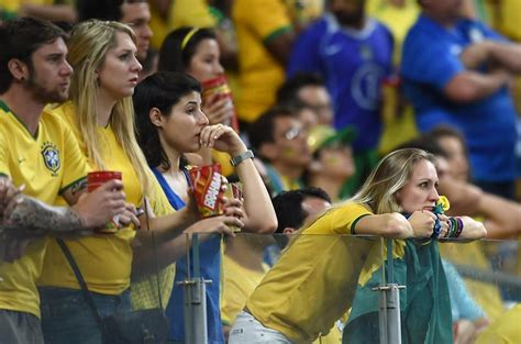 world cup brazil people crying faces of brazil after fifa semi final 2014