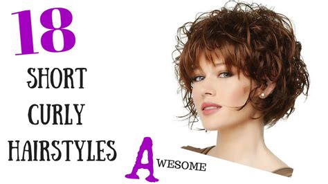 18 awesome short curly hair styles 2015 youtube