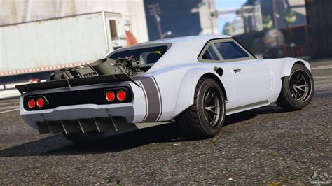 fast and furious 8 dodge charger dodge charger fast furious 8 for gta 5