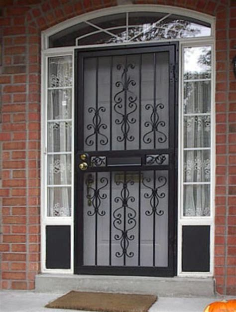 security screen doors home depot photo home furniture ideas