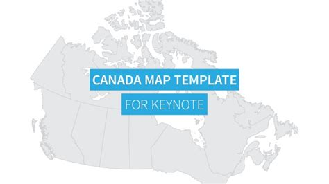 Search For Free In Canada Map Of Canada For Powerpoint Partywithorangecounty