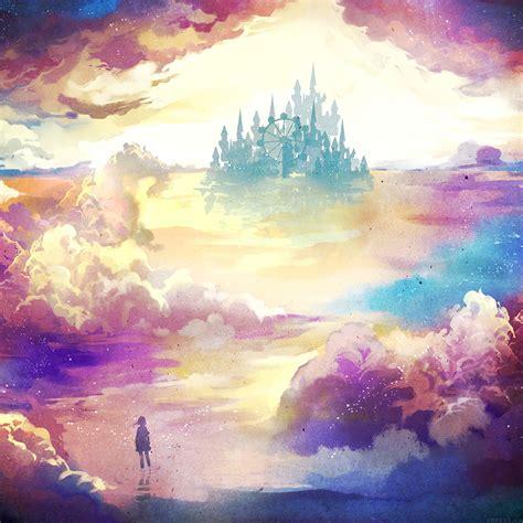 ag kanehiko fantasy illust watercolor art papersco