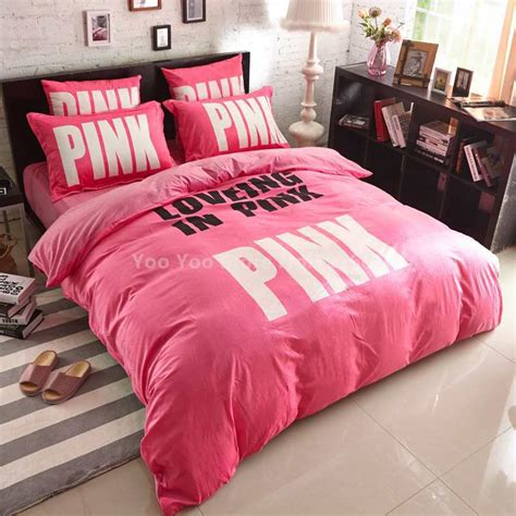 pink teen bedding romantic bedding picture more detailed picture about