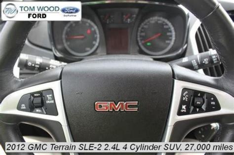 airbag deployment 2012 gmc terrain head up display buy used 2012 gmc terrain sle 2 in 3130 e 96th st indianapolis indiana united states for