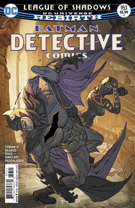 batman detective comics vol 3 league of shadows rebirth batman detective comics universe rebirth detective comics 953 league of shadows part 3 of