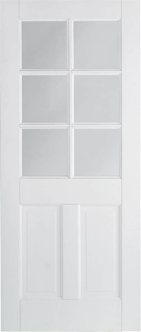 White Wellington Internal Door White Solid Interior Doors