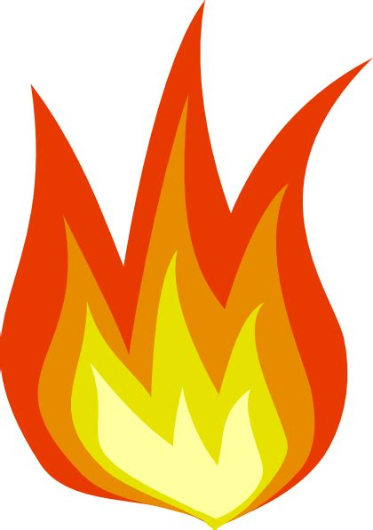 Cfire Clipart icon clip at clker vector clip royalty free domain