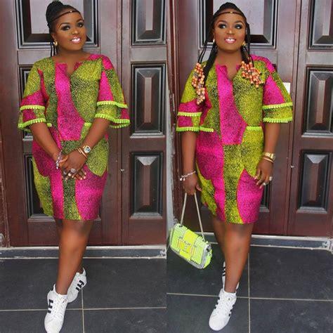 instagram ankara style steal mode africaine robe longue