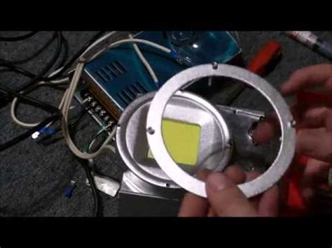 Lu Sorot Led 500 Watt project light 500 watt led episode 1