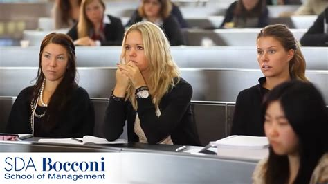 Misb Bocconi Mba Fees by 100 Scholarships At Sda Bocconi School Of