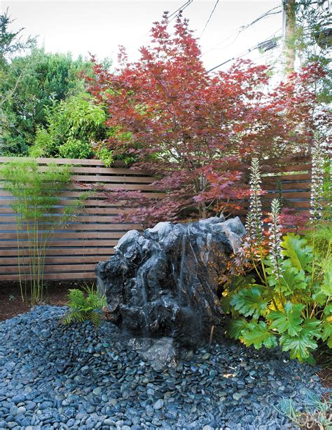 photo 7 of 9 in creative landscape design for a renovated