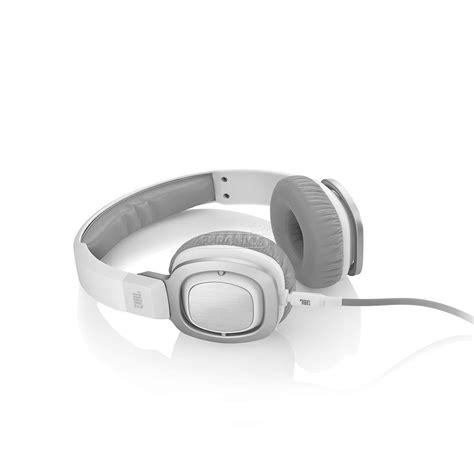 Headphone Jbl J55 Headphones J55 Jbl Closed Back Design J55wht