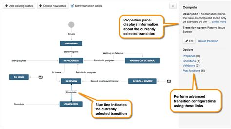 jira change workflow advanced workflow configuration atlassian documentation