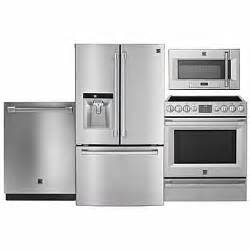 kenmore elite kitchen appliances kenmore pro kenmore pro 4 piece stainless steel kitchen