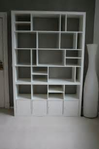 Ikea Hack Bookshelves 2x2 2x4 4x4 My Re Structured Expedit Ikea Hackers