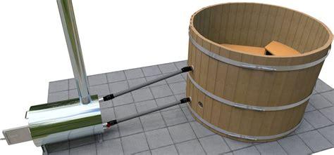 Wood Fired Bathtub by Wood Fired Tub In Winter Medium Size Of Bathroom16