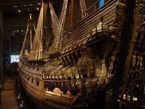 vasa museum then i got to thinking the vasa museum stockholm