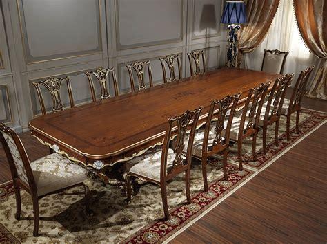 tavolo classico tavolo classico soggiorno in stile luigi xv vimercati meda