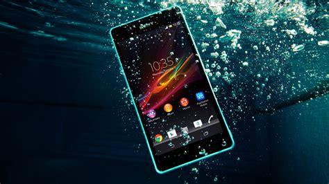wallpaper handphone sony the best water resistant smartphones 2018 list gazette