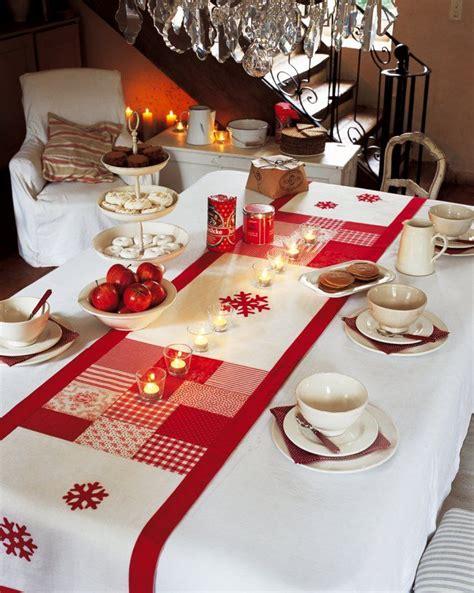 chemin de table tissu 1000 id 233 es 224 propos de navidad en patchwork sur chemin de table de no 235 l