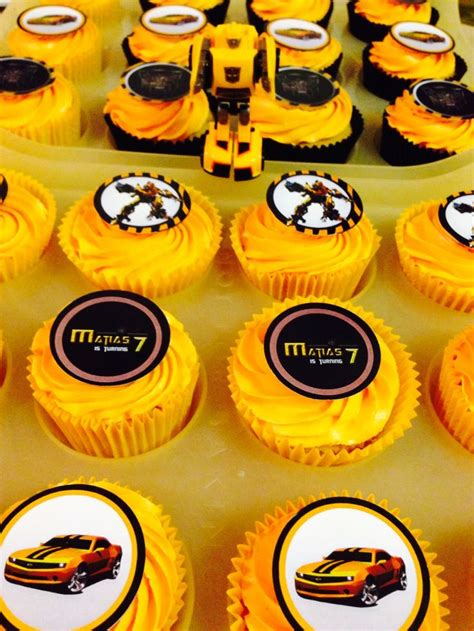 Cupcake Toppers Karakter Tema Bumblebee Transformers 89 best images about my peanut on rainbow flag postpartum care and labor