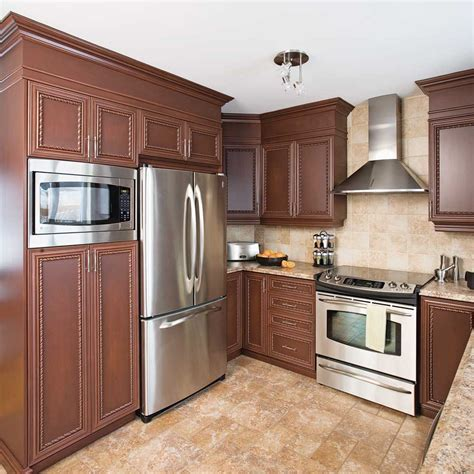 armoire richelieu fermer le haut des armoires d une cuisine en m 233 lamine en