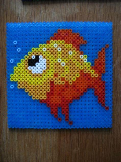 hama fish fish hama perler by linework dk perline hama