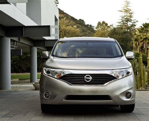 nissan minivan nissan quest bows out of minivan market