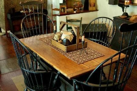 Primitive Dining Room Sets by Great Kitchen Dining Room Ideas The Maple Syrup Sign