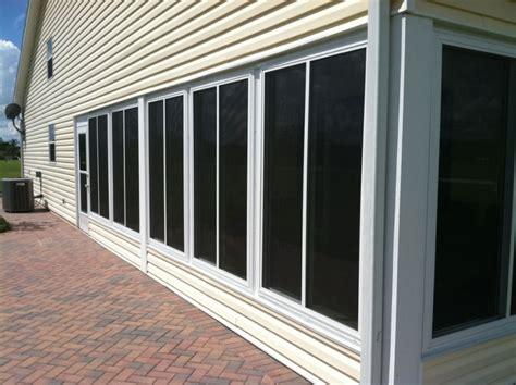sunroom impact windows rollshield custom sunrooms