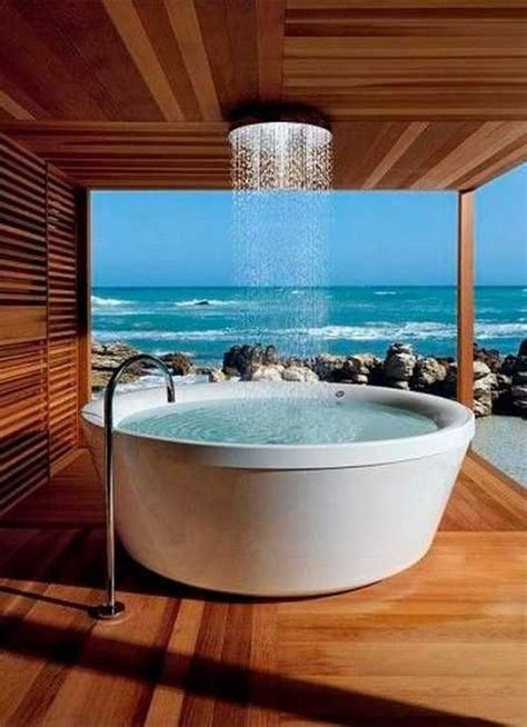 toilets and bathtubs backing up freestanding or built in tub which is right for you