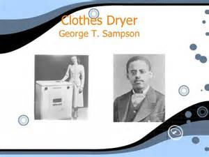Who Invented The Clothes Dryer 1000 Images About Black History Month On