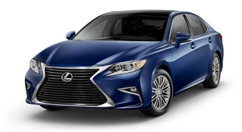 2019 Lexus 350 Suv by 2019 Lexus Es 350 Suv Review And Colors 2018 2019 Lexus