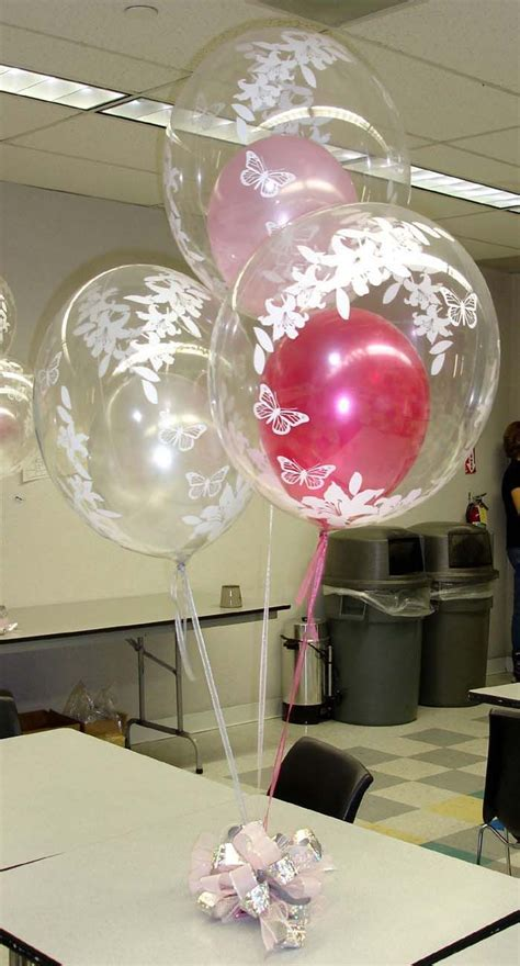 156 best images about Balloon Centerpieces on Pinterest
