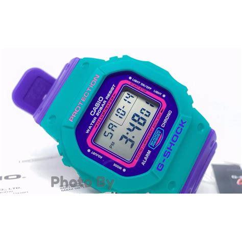 G Shock Dw 5600tb 6 Original casio g shock dw 5600tb 6d 80s fashion colors s