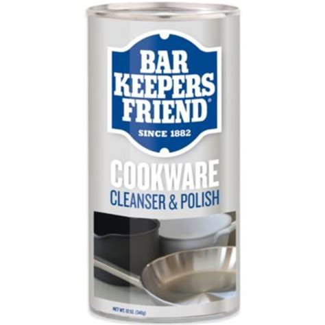 bar keepers friend stove top cleaner buy bar keeper s friend 174 13 ounce cooktop cleaner from bed