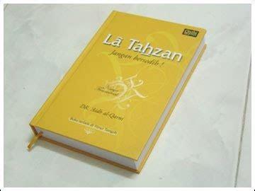 Latahzan Dr Aidh Al Qarni ebook quot la tahzan jangan bersedih quot