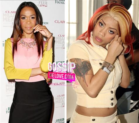 keyshia cole pregnant again 2013 she s not done yet michelle williams has a lot more to