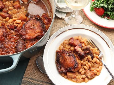 traditional recipes traditional cassoulet recipe serious eats