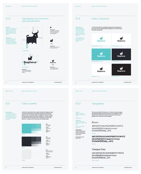 Minimal Work Desk 50 Meticulous Style Guides Every Startup Should See Before