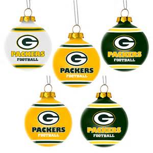 green bay packers ornament sears com