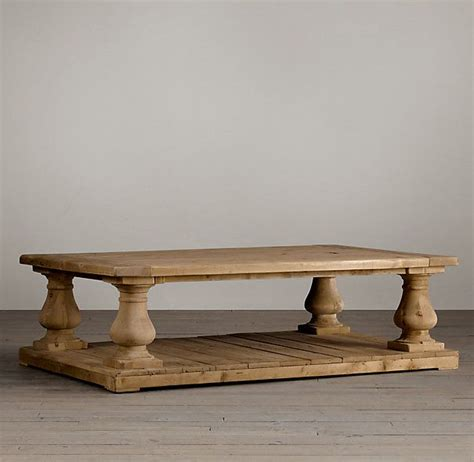 Balustrade Coffee Table News Balustrade Coffee Table On Balustrade Salvaged Wood Coffee Table We Like The Ideaforgestudios