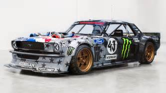 Ford Ken Block Ken Block S Hoonicorn Becomes A 1 400 Hp Brute With