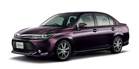 Toyota Japan Toyota Corolla 50th Anniversary Editions Launched In Japan