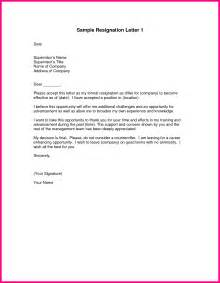 The Best Resignation Letter 10 The Resignation Letter Sles