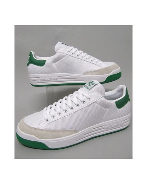 Adidas Rod Laver adidas rod laver tennis trainers white green rod laver classic tennis shoes