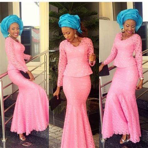 aso ebi wedding guest pictures fashion gallery wedding guest aso ebi amillionstyles18