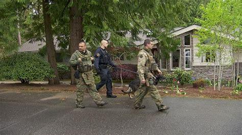 blumenthal uniforms portland suspected of shooting portland officer killing k 9